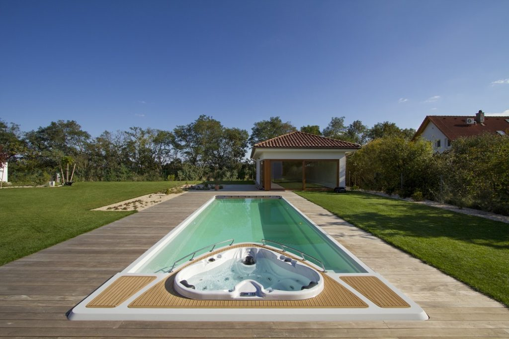 Piscina de cerámica Yacht Pool