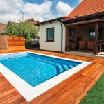 Керамический бассейн Delfino