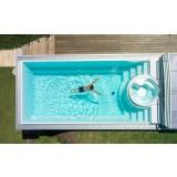 Dienstleistungen im Schwimmbadbereich