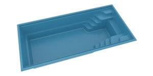 Керамический бассейн FUN 3D