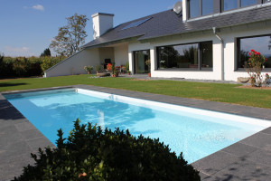 Stainless pools