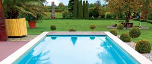 Керамический бассейн Trend