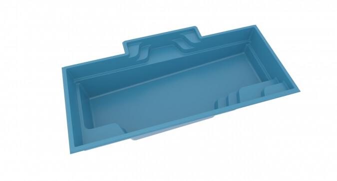 Keramický bazén VOGUE 3D