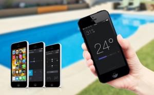 IQ riadenie bazéna