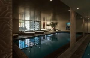 keramický bazén XL Trainer